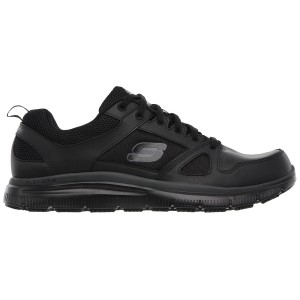 Skechers Flex Advantage SR - Mens Slip Resistant Work Shoes