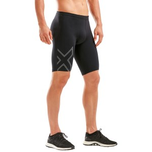 2XU Aspire Mens Compression Shorts