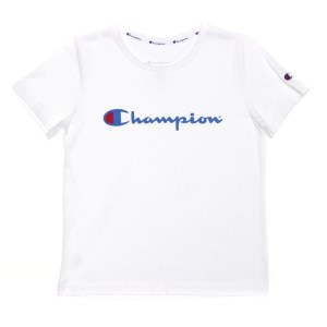 Champion Script Kids T-Shirt