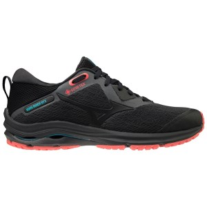 Mizuno Wave Rider GTX 2 - Womens Trail Running Shoes