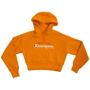Champion Sporty Crop Womens Hoodie
