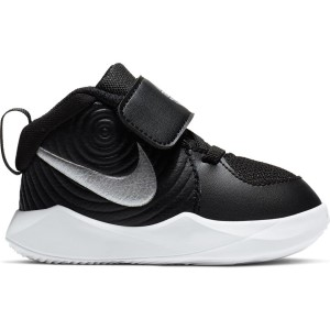 Nike Team Hustle D 9 TD - Toddler Basketball Shoes