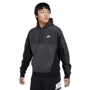Nike Sportswear Panel Blocked Mens Hoodie
