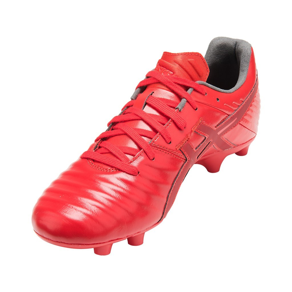 3bd0a042838 ... Asics DS Light 3 - Mens Football Boots - Fiery Red Cherry Tomato ...