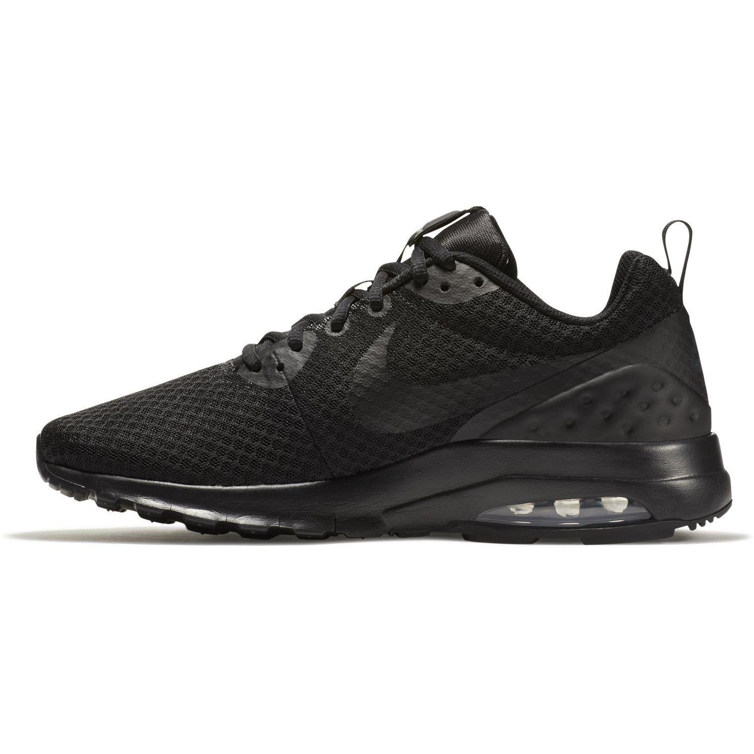 buy online 367aa 59a38 Nike Air Max Motion Low - Mens Casual Shoes - Black Anthracite
