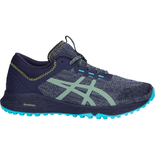 Asics Alpine XT - Womens Trail Running Shoes - Slate Grey/Peacoat