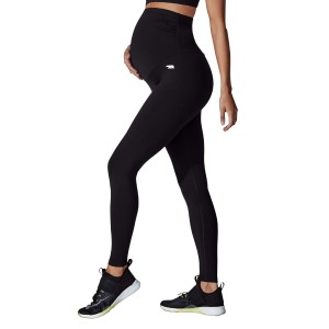 Running Bare Womens Maternity Full Length Training Tights