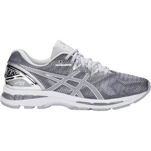 Asics Gel Nimbus 20 Platinum - Mens Running Shoes