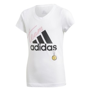 Adidas ID Graphic Kids Girls T-Shirt