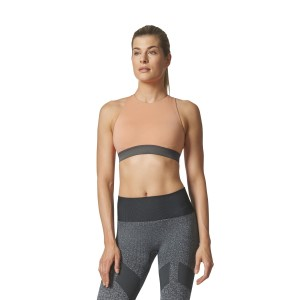 Adidas Womens Halter Sports Bra