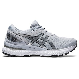 Asics Gel Nimbus 22 Platinum - Womens Running Shoes
