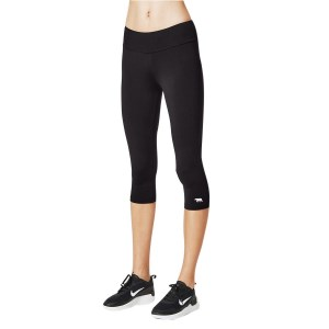 Running Bare High Rise Supplex Womens 3/4 Training Tights