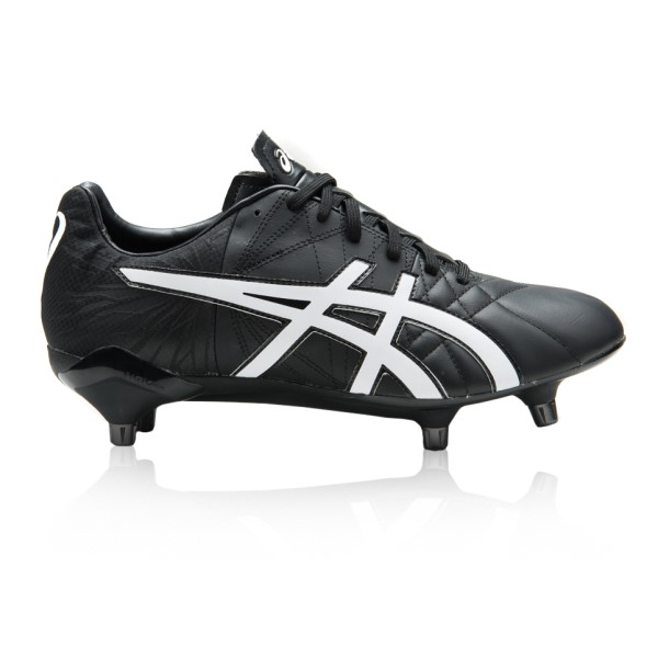 Asics Gel Lethal Tigreor ST - Mens Football Boots - Black/White
