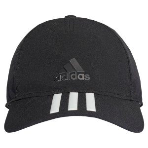 4a46bcdcc3504 Adidas C40 3-Stripes Climalite Running Cap