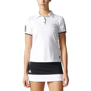 Adidas Womens Club Tennis Polo Shirt