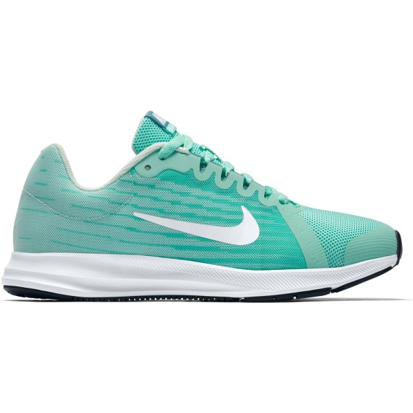 Nike Downshifter 8 GS - Kids Running Shoes - Emerald Rise/White/Igloo