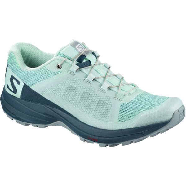 Salomon XA Elevate - Womens Trail Running Shoes - Beach Glass/Reflecting Pond/Lead