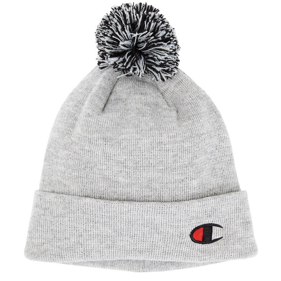 76a881464fa67 Champion Pom Beanie - Oxford Heather