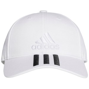 Adidas Six-Panel Classic 3-Stripes Adult Training Cap