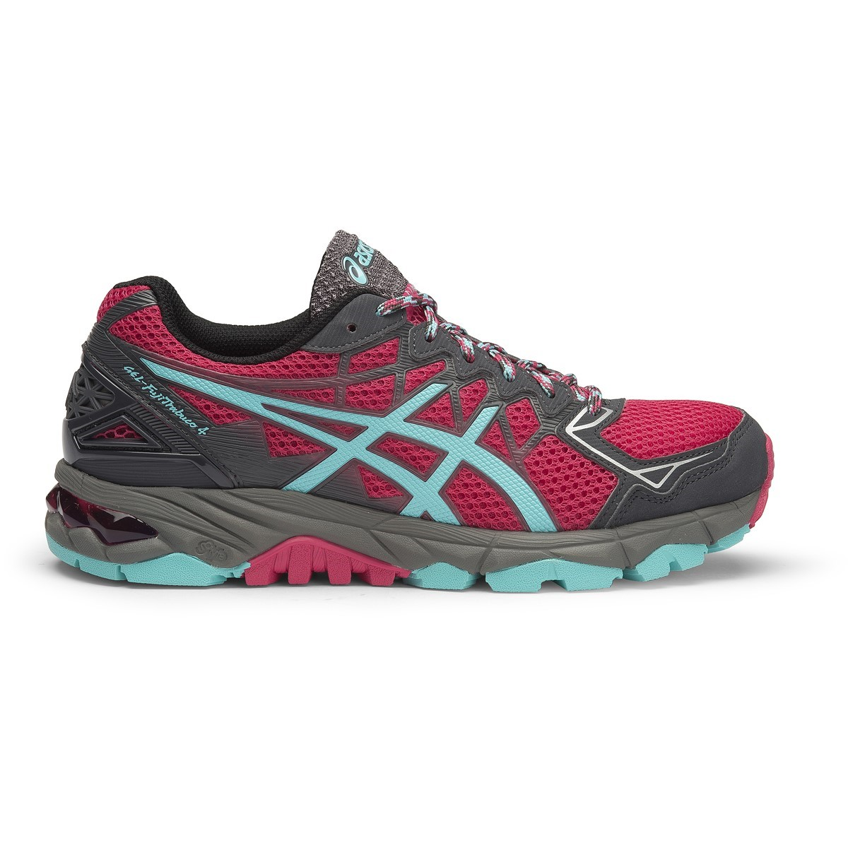 asics gel fuji trabuco 4 womens trail running shoes. Black Bedroom Furniture Sets. Home Design Ideas