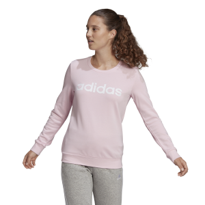 Adidas Essentials Logo Womens Sweatshirt
