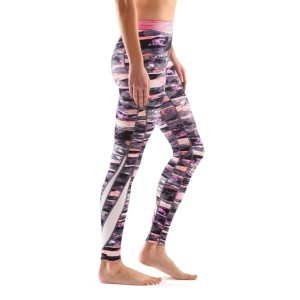 Skins DNAmic Womens Compression Long Tights + Free Gym Bag