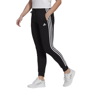 Adidas Essentials Fleece 3-Stripes Womens Sweatpants