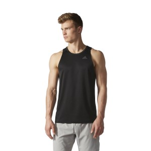 Adidas Response Mens Running Tank Top
