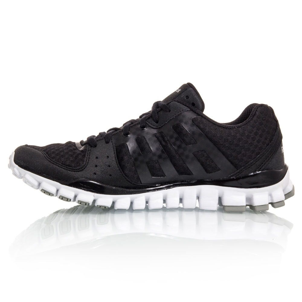 Reebok realflex transition black